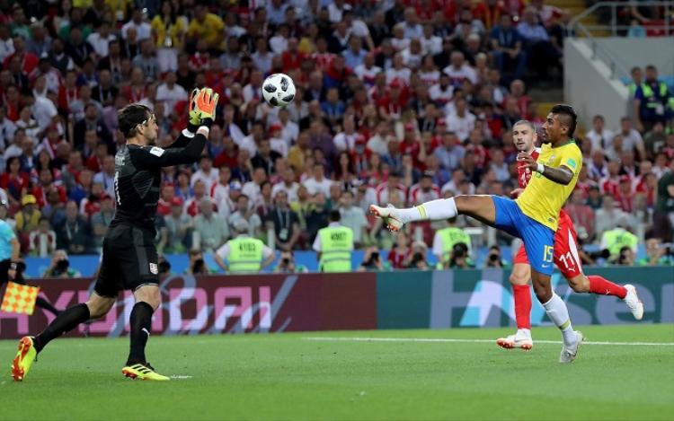 ĐT Brazil đã có một trận đấu dễ dàng trước Serbia. Ảnh: Fifa.com.
