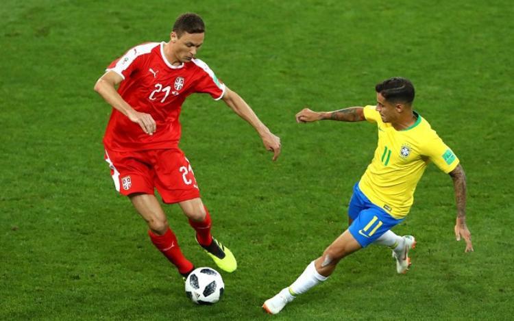 Các vũ công Samba đã thi đấu hết sức đủng đỉnh. Ảnh: Fifa.com.