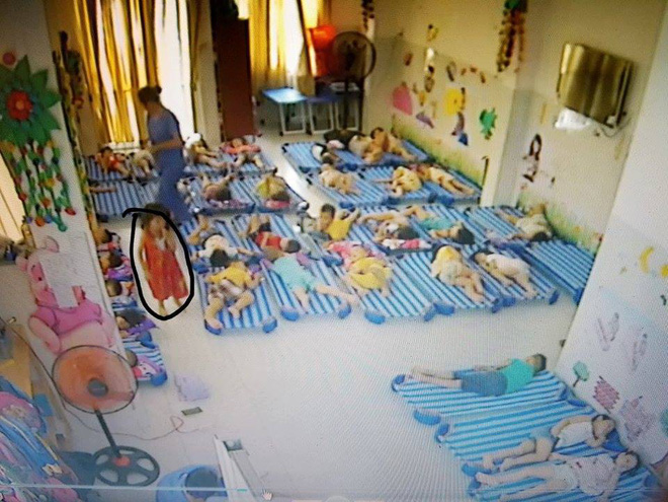 Bé gái 4 tuổi đã tử vong bất thường sau khi đi vệ sinh trong trường mầm non.