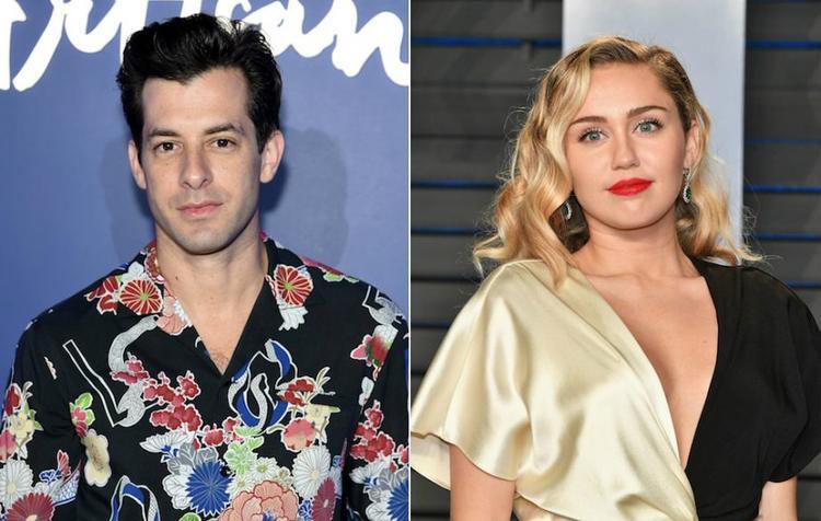Miley Cyrus và Mark Ronson đang ấp ủ một dự án âm nhạc hoành tráng.