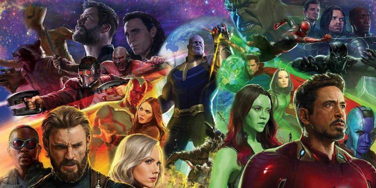 Theo sau là Avengers: Cuộc chiến vô cực…