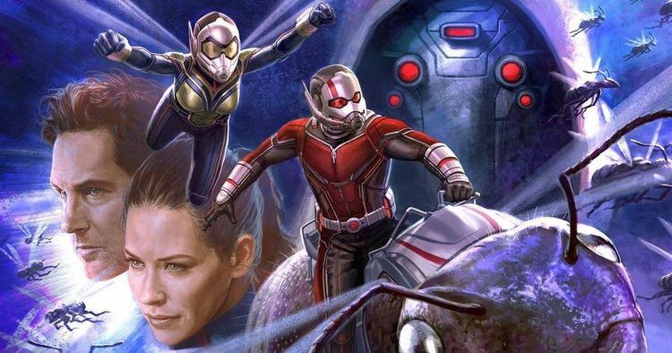 Ant-man and Wasp là phim thứ 20 của MCU nhận Cà chua tươi của Rotten Tomatoes