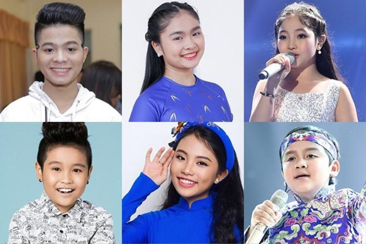Những giọng ca trẻ đầy tiềm năng bước ra từ cuộc thi.