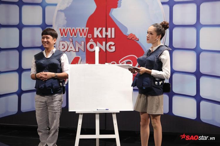 Bật cười với khả năng thuyết trình của bà bầu lao động kém, ngoại hình xấu Hương Giang!