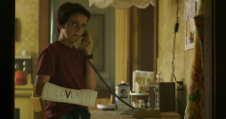 Nic khi còn 12 tuổi sẽ được đảm nhận bởi diễn viên nhí Jack Dylan Grazer.