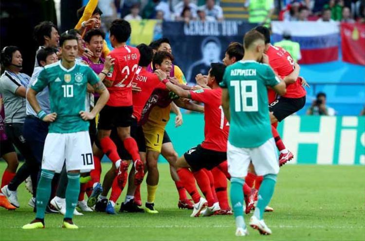 ĐT Đức đã gây thất vọng lớn khi bị loại ngay từ vòng bảng World Cup 2018.