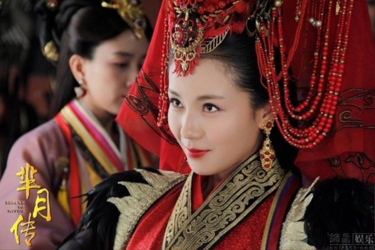 """Nhan sắc """"không đùa được đâu"""" của Lưu Đào trong Mị Nguyệt truyện"""