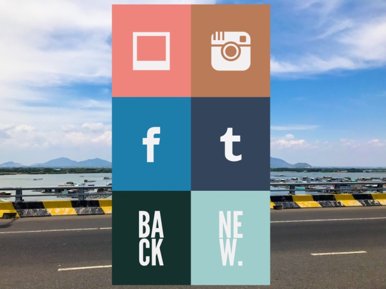 Khi đã có bức ảnh như ý muốn, bạn hãy nhấp đúp (2 lần) lên bức ảnh để chuyển sang giao diện lưu ảnh và chia sẻ. Ứng dụng sẽ cung cấp cho bạn các tùy chọn bao gồm sao lưu, chia sẻ lên mạng xã hội, quay trở lại (Back) hoặc tạo mới (New).