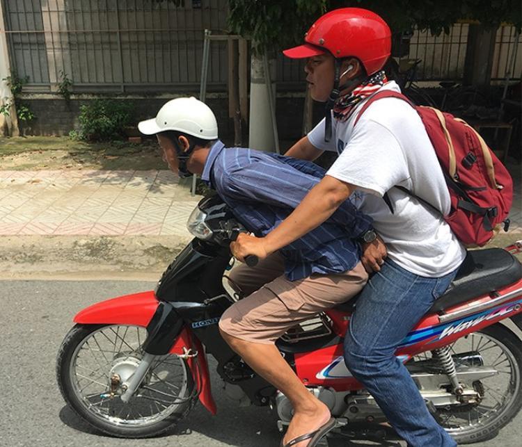 Nguyễn Khắc Nhựt bị bắt. Ảnh: Hoàng Anh