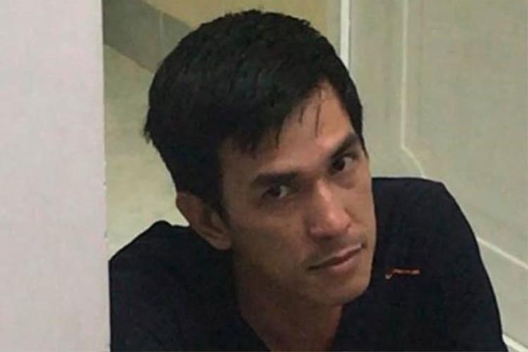 Đối tượng Nguyễn Minh Tiến. Ảnh: Đ.Đức.
