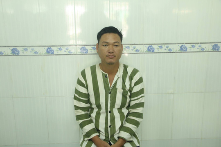 Đối tượng Nguyễn Minh Hồ. Ảnh: Người lao động.