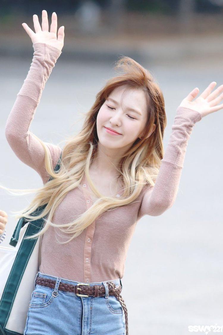 Fan không cần Wendy phải mảnh mai, chỉ mong cô nàng khỏe mạnh.