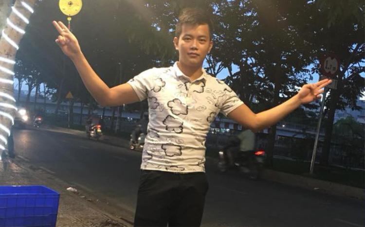 Võ Minh Trung bị khởi tố để điều tra về hành vi hiếp dâm, cướp tài sản.