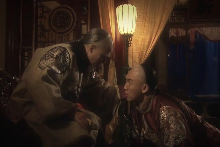 Gia Khánh bị Càn Long vạch trần âm mưu giết cha đoạt vị