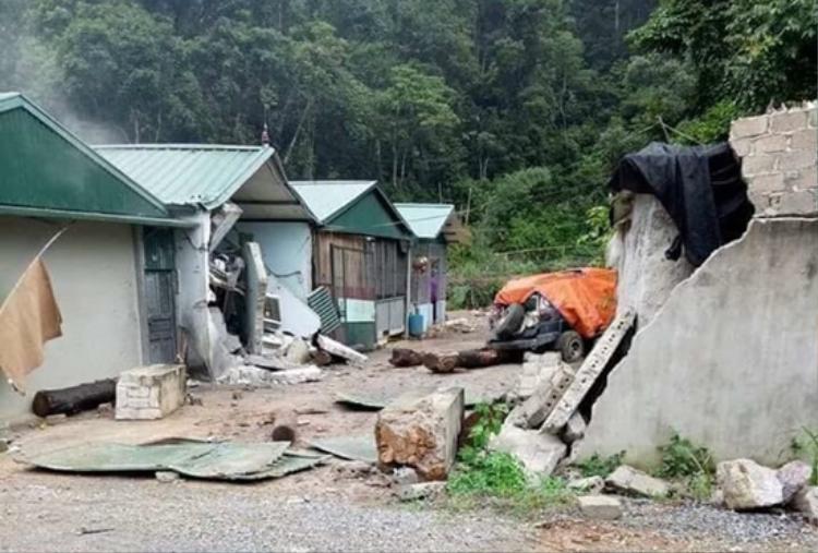 """Ngôi nhà của """"ông trùm"""" Lóng Luông Nguyễn Thanh Tuân (Nguồn: Báo Giao thông)"""