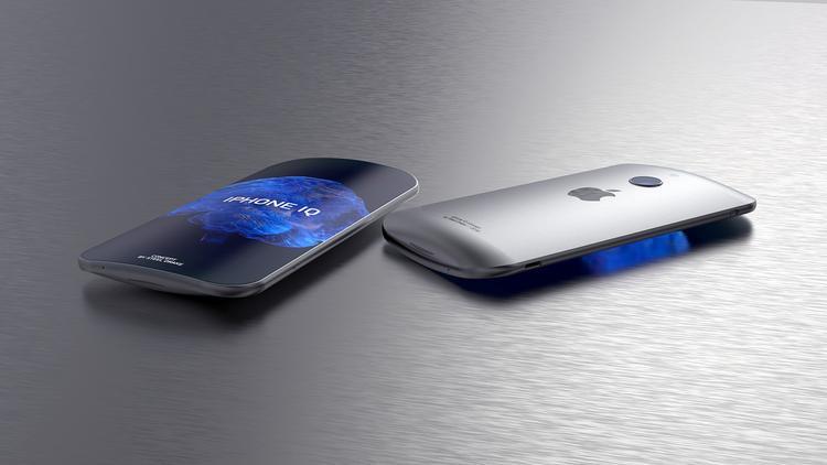 Bạn nghĩ gì về chiếc iPhone IQ?