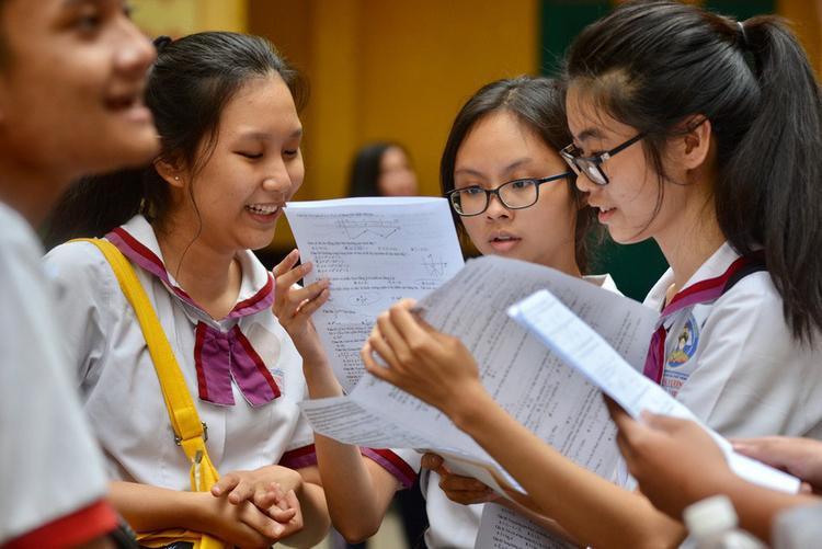 Những tình tiết khẳng định bài thi THPT quốc gia 2018 được bảo mật tuyệt đối khi chấm