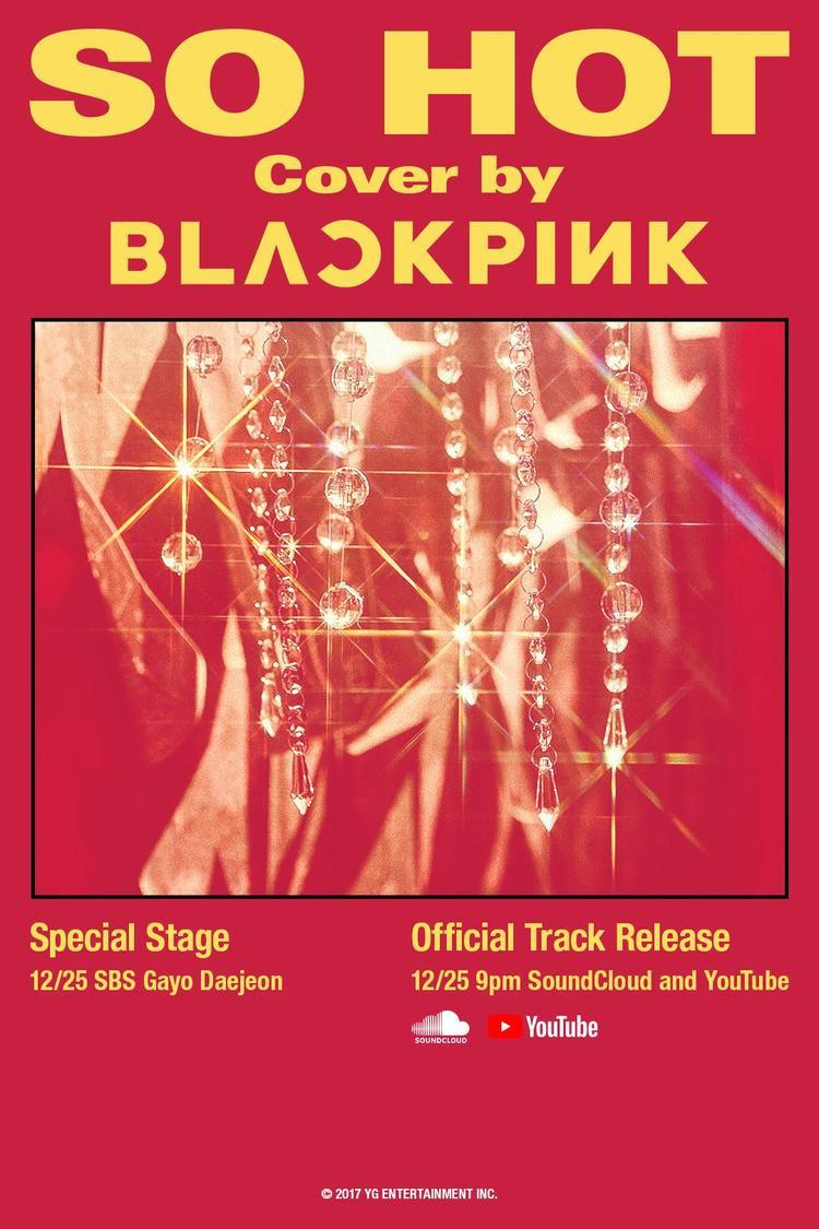Không chỉ diễn live, girlgroup nhà YG còn phát hành bản audio So Hot remix như một món quà gửi đến người hâm mộ nhóm vì đã chờ đợi họ suốt thời gian dài.