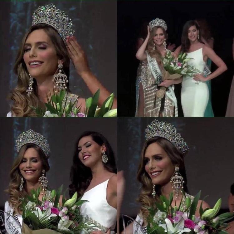 Đã có người chuyển giới đầu tiên đăng quang một cuộc thi Hoa hậu Hoàn Vũ!