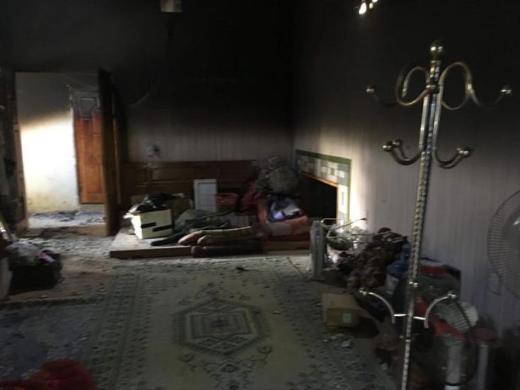 Bên trong căn nhà của đối tượng Tuân