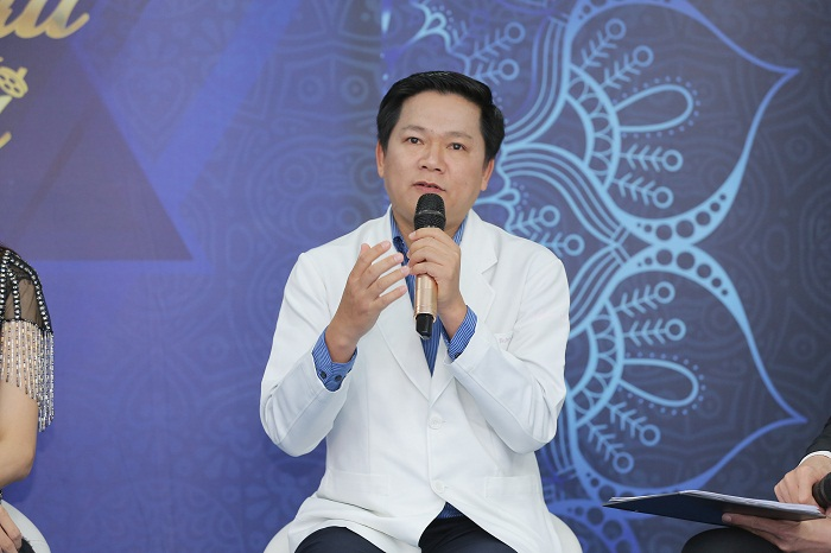 Bác sĩ Tú Dung chia sẻ một góc nhìn rất khác về việc phẫu thuật thẩm mỹ.