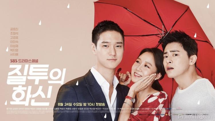 Ngôi sao hạng A hợp tác ăn ý cùng hai bạn diễn Jo Jung Suk và Go Kyung Pyo.