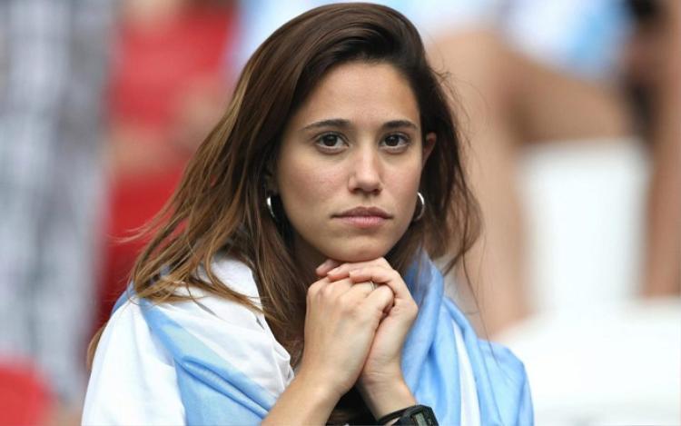 Người hâm mộ ĐT Argentina đã phải chờ đợi rất lâu để hy vọng đội nhà giành được một danh hiệu lớn nhưng dường như vô vọng. Ảnh: Getty.