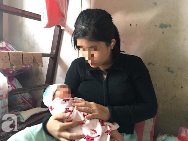Điều Trang mong muốn nhất lúc này là có thể tự tay chăm sóc tốt nhất cho con trai của mình.