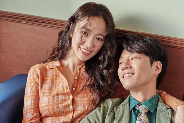 Chun Hee và Hye Jin.
