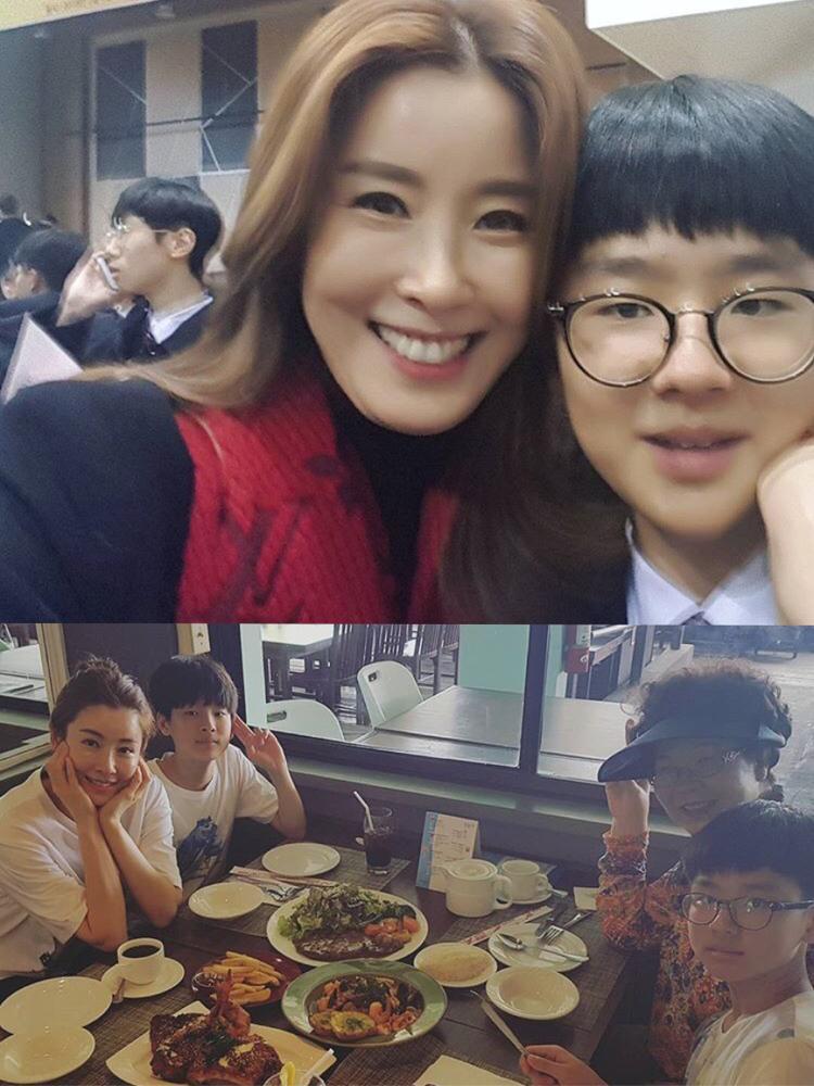 """Hwang Kyeong Soon con trai của """"chị hai"""" Lee Tae Ran trong bộ phim gia đình """"Những nàng công chúa nổi tiếng""""."""