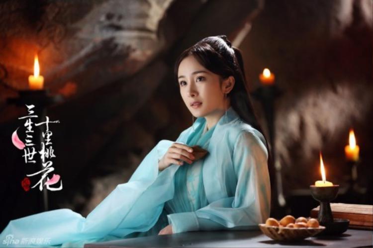 Dương Mịch - Bạch Thiển ấn tượng nhất màn ảnh Hoa ngữ