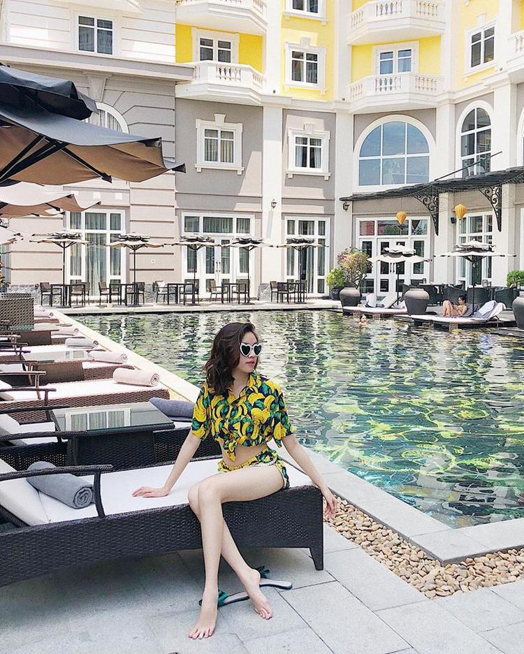 Đặng Dương Thanh Thanh Huyền sinh năm 1996, đến từ Nha Trang