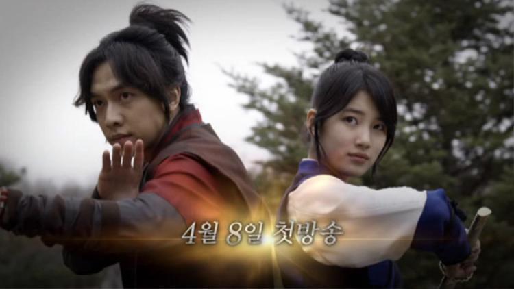 """Hiện tại, Bae Suzy đang chuẩn bị xuất hiện trong một dự án phim hành động mới mang tên """"Vagabond"""" cùng """"chàng rể quốc dân""""Lee Seung Gi. Được biết, cả hai""""tái hợp"""" cùng nhau sau năm năm kể từ bộ phim cổ trang """"Bí mật Cửu gia thư""""."""