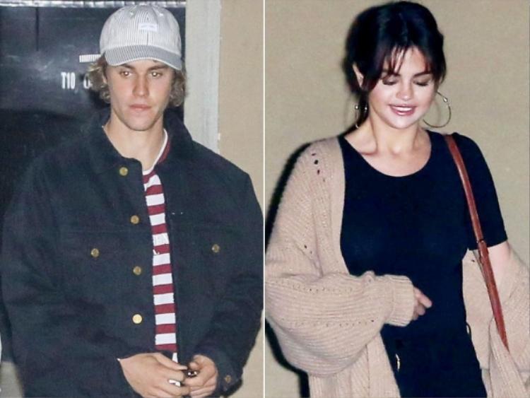 Justin Bieber  Selena Gomez tái xuất, người lên hương kẻ tuột dốc không phanh