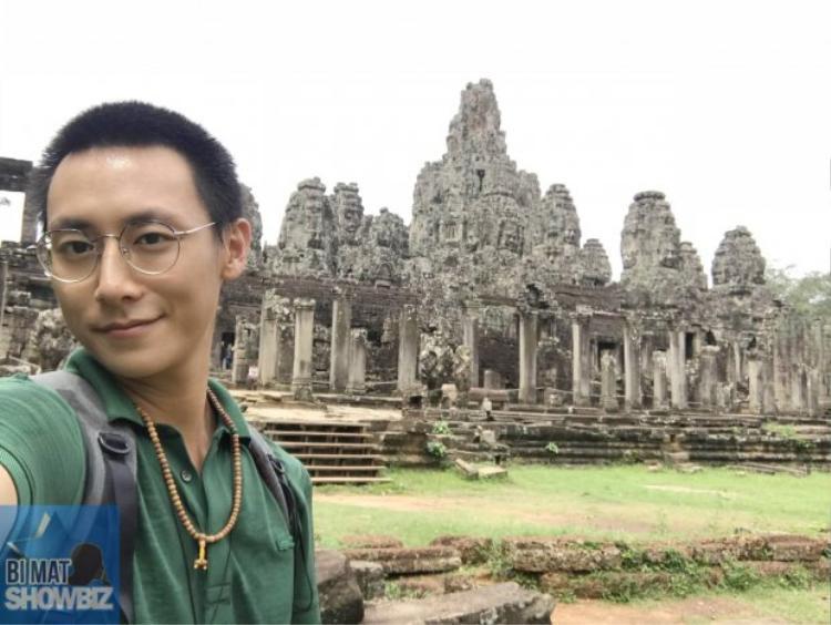 Hình ảnh mới nhất của Rocker Nguyễn sau khoảng thời gian ở ẩn.