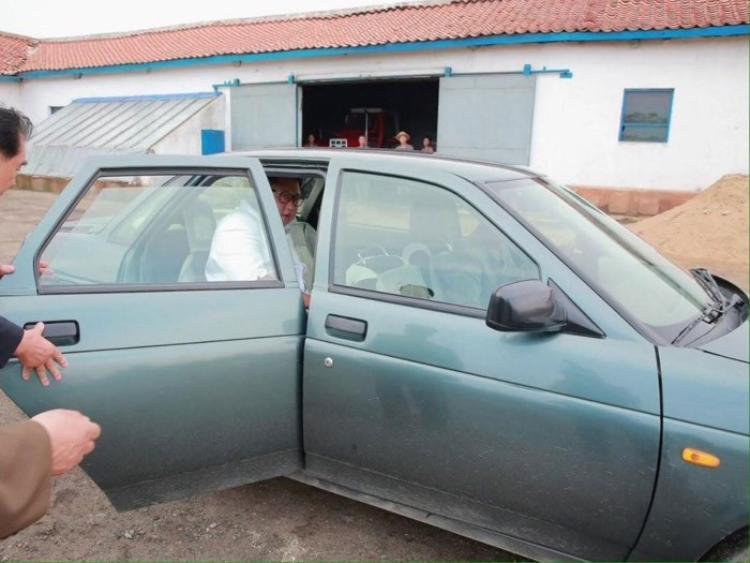 Chiếc xe này được cho là được sản xuất tại Nga. Đến nay, nó không còn được xuất khẩu ra thị trường quốc tế.