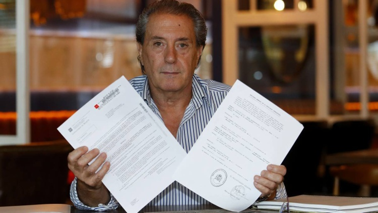 Ông Francisco Lopez chia sẻ có đầy đủ bằng chứng để đòi bồi thường từ FIFA.