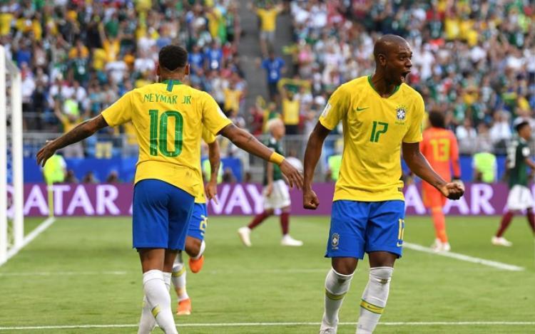 Neymar hơn hẳn Messi, Ronaldo về phong độ tại World Cup. Ảnh: Fifa.com.