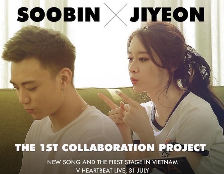 Và fan Việt sẽ là người may mắn đầu tiên được xem màn debut ca khúc song ca này. Thời điểm diễn ra vào ngày 31/7 tại TP HCM nhé.