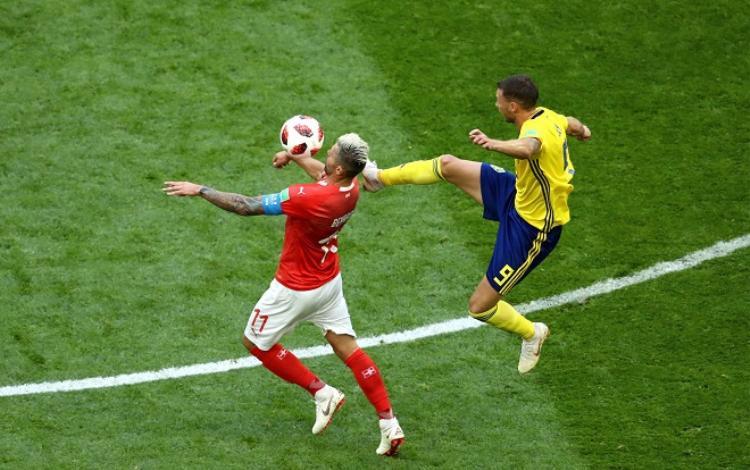 Thụy Điển đang cho thấy họ là một đối thủ hết sức khó chơi. Ảnh: Fifa.com.
