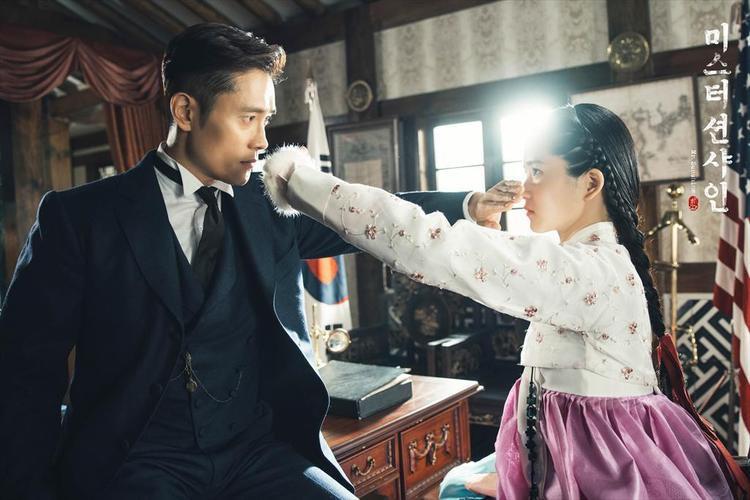 Catse Hyun Bin  Park Bo Gum cao nhưng vẫn kém Lee Byung Hun khi đóng Mr.Sunshine với 74 tỷ đồng