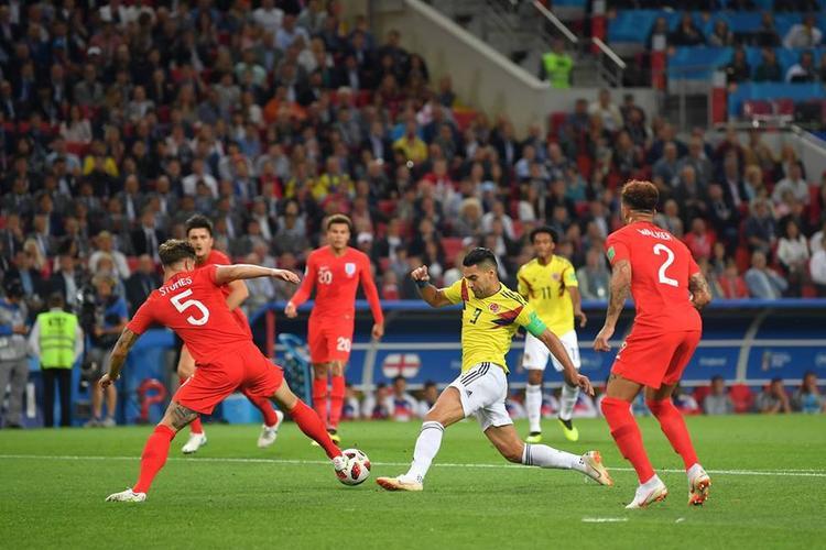 Trước đó, Colombia chơi tấn công rất nhạt nhòa. Ảnh: FIFA