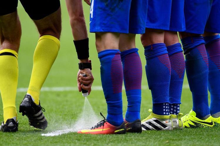 Mặc dù được sử dụng tại World Cup 2014 nhưng cái tên công ty 9:15 Fair Play không hề được FIFA nhắc đến.