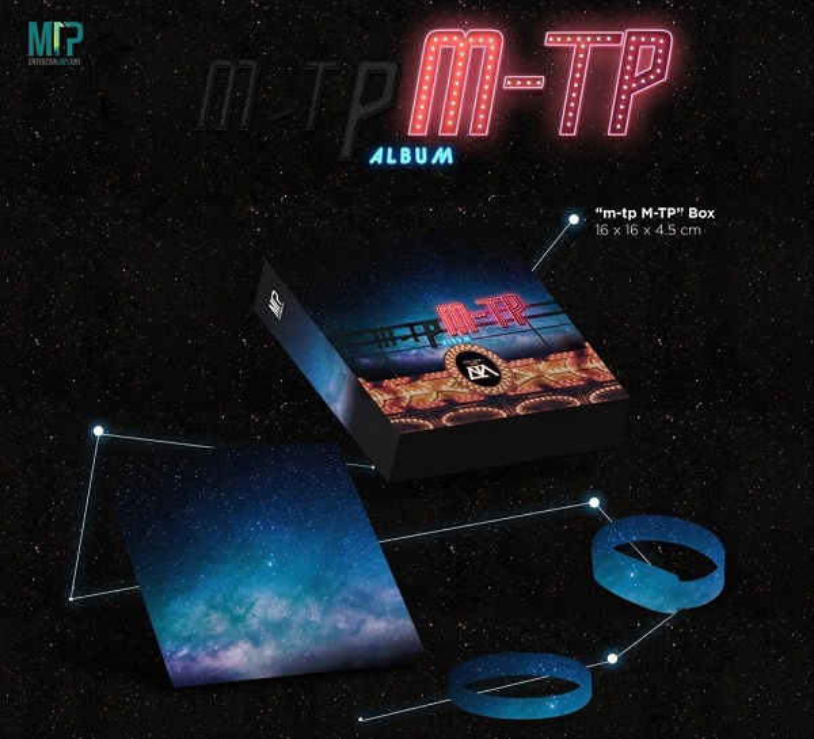 Album đầu tay của Sơn Tùng được chính thức lên kệ vào ngày 1/4/2017.