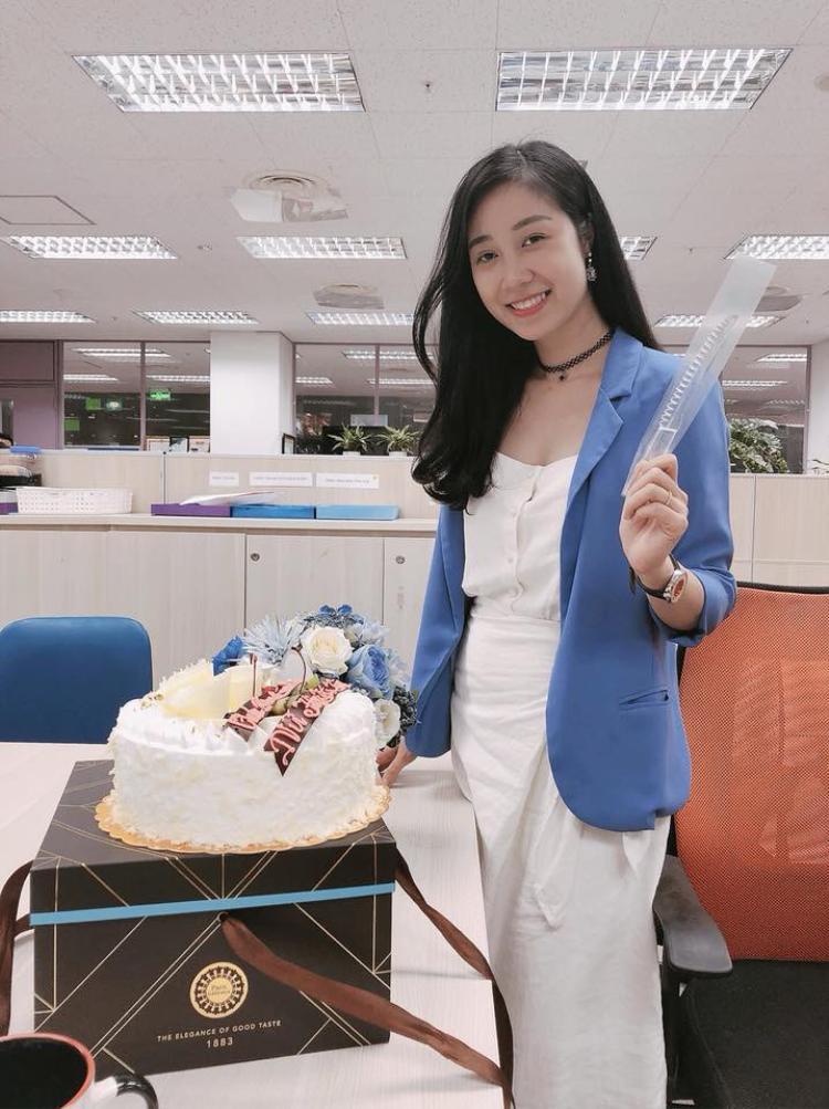 Khi đang là sinh viên năm 3, Phương Thanh đã tham gia thi tuyển vào VTV6 và sau khi tốt nghiệp cô nàng công tác tại Ban thời sự VTV1 - Đài truyền hình Việt Nam.