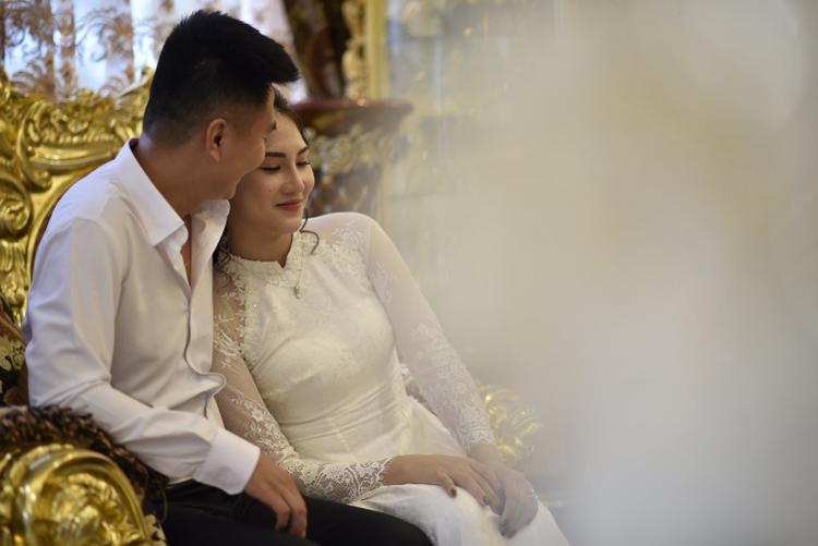 Cách đây ít ngày thì Phương Anh cũng đã làm lễ dạm ngõ cùng người yêu và sẽ tổ chức đám cưới trong tương lai gần