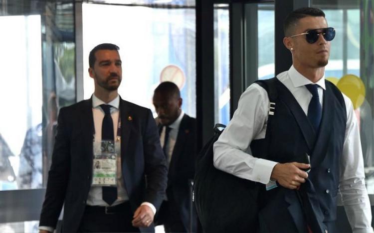 Ronaldo đang tìm nhà ở Turin. Ảnh: Marca.