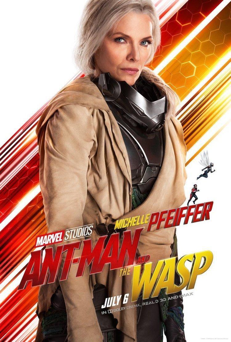 """Janet van Dyne sẽ là nhân tố chính tác động đến toàn bộ cốt truyện """"Ant-Man and the Wasp""""."""