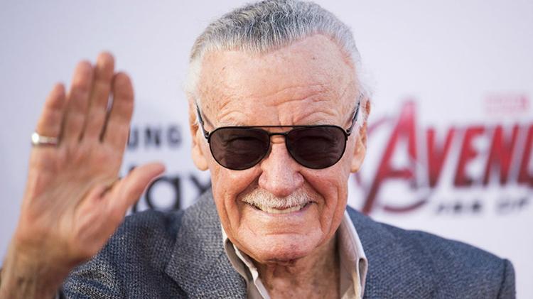 Stan Lee tiếp tục làm cameo trong dự án lần này.