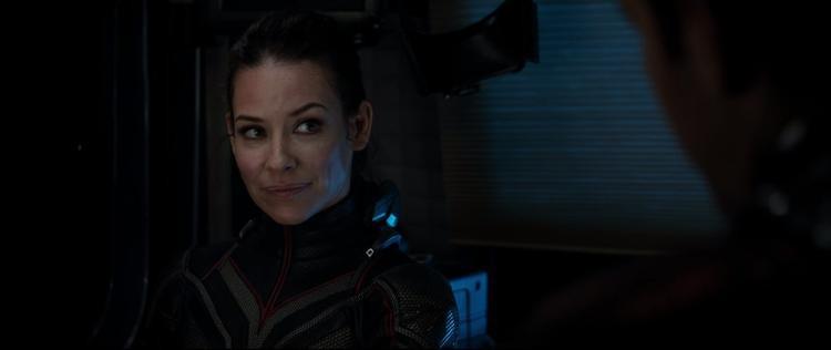Hope trong vai Chiến binh Ong lên đường cứu mẹ.